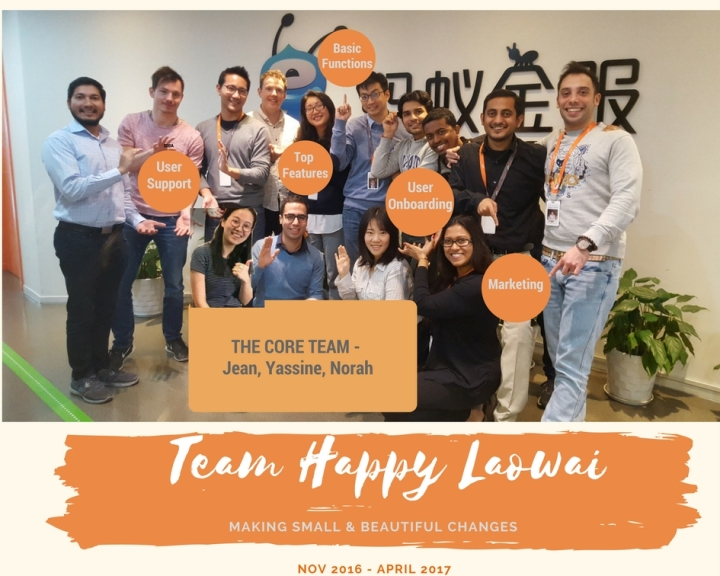 Happy Laowai Team